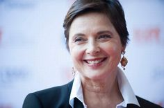 Isabella Rossellini is back chez Lancome - That's Not My Age