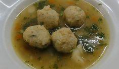 Jak uvařit polévku s květákovými knedlíčky | recept Mashed Potatoes, Cooking, Ethnic Recipes, Food, Whipped Potatoes, Kitchen, Smash Potatoes, Essen, Meals