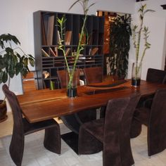 FEED | Websta Live Edge Wood, Wood Slab, Edge Design, Craftsman, Countertops, Dining Table, Furniture, Home Decor, Wooden Surfboard