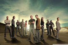 Prison Break Cast HD desktop wallpaper : High Definition