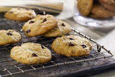 Chocolate Chip Cookies - All-Bran Psyllium, Biscuits, All Bran, Lemon Poppyseed Muffins, Fiber Rich Foods, Vegetarian Chocolate, Calories, Food Cravings, Chocolate Chip Cookies