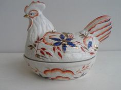 vallerysthal hens | Found on forgetmenots-vintage.co.uk