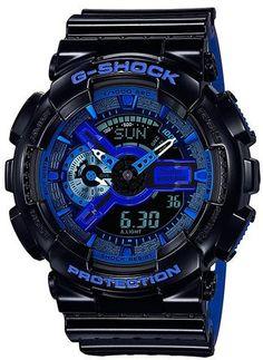 Casio Casio G-Shock Mens Punching Pattern Series Watch (Model No. GA-110LPA-1A) #gshock