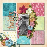Love the grid.  A Project by Katlynn- I love the look of this:-)