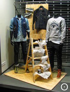 FOUR : #Amsterdam #shopwindow tour | www.facebook.com/viewonretail | www.viewonretail.blogspot.com