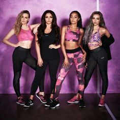 Little Mix Usa Pro Collection 2016 Little Mix Girls, Little Mix Outfits, Little Mix Jesy, Jesy Nelson, Perrie Edwards, Little Mix Photoshoot, Litte Mix, Usa Pro, Queens