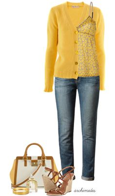 """Daffodils"" by archimedes16 on Polyvore"