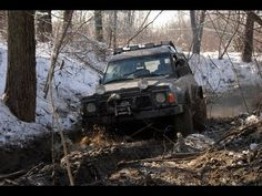 Off Road Ice Challenge - Made in 4x4 fr