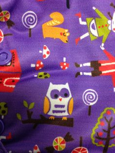 Owl detail from Hansel and Gretel nappy - Easyfit from Tots Bots Owls, Your Favorite, Kids Rugs, Detail, Prints, Decor, Kid Friendly Rugs, Decorating, Dekoration