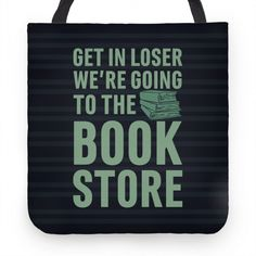 mean girls bookstore tote