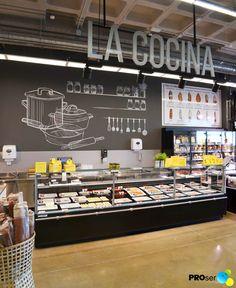 """Zona de """"La Cocina"""""""