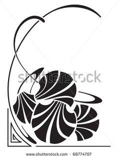 Vector Art Floral Abstract Stockfotos und -bilder   Shutterstock