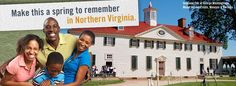 A visit to Fairfax County will put you in perfect position to experience all the fun things to do in Virginia and the National Capital Region. Fairfax County, Northern Virginia, George Washington, Tourism, Destinations, Places, Fun, Fin Fun, Travel Destinations