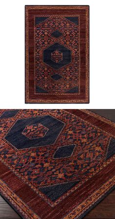 Add richness and depth to your flooring with our Padgett Area Rug. Made with 100% wool, this design is beautifully hand knotted and boasts an antique wash. Made in India.  Find the Padgett Area Rug, as seen in the 1920s Paris Collection at http://dotandbo.com/collections/1920-s-paris?utm_source=pinterest&utm_medium=organic&db_sku=120316