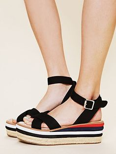 Canvas Flatform from Free People
