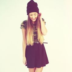 LaurDIY | http://www.youtube.com/user/LaurDIY/ Her crafts and creations are the absolute best! She's just so trendy and super gorgeous!!