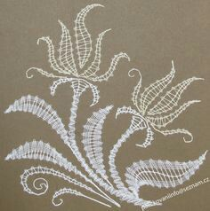 Hobbies And Crafts, Diy And Crafts, Bobbin Lace Patterns, Lace Heart, Point Lace, Lace Jewelry, Needle Lace, Lace Making, Lace Detail