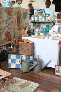 Vintage Jumble Sale   Lindfield, Sussex   King Edward Hall