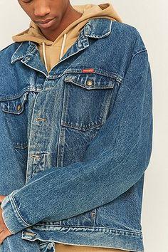 Urban Renewal Vintage Originals Oversized Denim Jacket