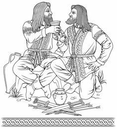Scythian men