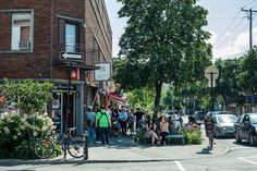 Hanging Out In Canada's Most Vibrant Area: Mile End Montreal