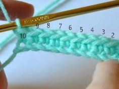 Crochet for Beginners...Best site I've seen. Great to use as a reference if you already know how to crochet.