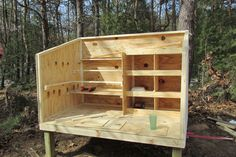 i don't do this well but this is my coop for my roller pigeons..     The coop is a...