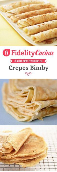 Crepes Bimby