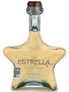 gran estrella de mexico resposado tequila bottle - 2010 PD