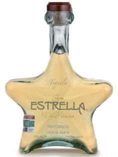 gran estrella de mexico resposado tequila bottle - 2010