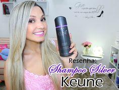 Resenhar: Silver Reflex Keune/ shampoo desamarelador…