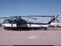 Sikorsky CH-37B Mojave (S-56) aircraft picture