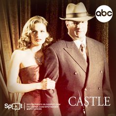 love this episode! This is the one, where castle goes back in time, (through his imagination of course! :D)  and solves the case of the Blue Butterfly