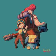 Brawl Stars - аккаунты и гемы дешево Star Character, Game Character Design, Chibi, Star Illustration, Star Wallpaper, Sci Fi Characters, Star Art, Cartoon Design, Jessie