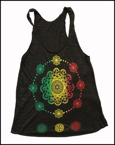 Women's This is NOW Mandala Tank with the by HexAppealClothing