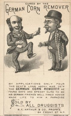 Good for What Ails You - Corn Remover