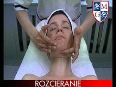 Film instruktażowy - Masaż kosmetyczny twarzy, szyi i dekoltu