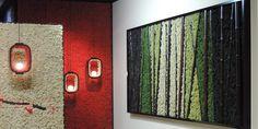 Галерея | зеленый Профиль