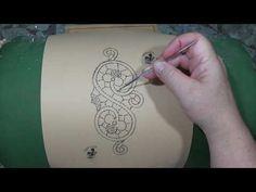 TOMBOLO : Presentazione del  Punto Venezia 10° DVD - YouTube Drawn Thread, Thread Work, Needle Lace, Bobbin Lace, Japanese Embroidery, Lace Making, Lace Patterns, Textiles, Lace Design