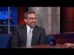 Stephen Colbert and Steve Carell Bond Through Song on 'The Late Show' - Splitsider