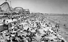 You know you are from #Boston when...You remember when there were amusements and rides at Revere Beach.