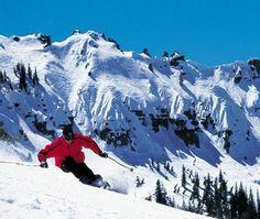 Skiing at Sugar Bowl Ski Resort - Lake Tahoe Tahoe Ski Resorts, Fiji Travel, Go Skiing, Best Skis, Ski Holidays, South Lake Tahoe, United Airlines, Swiss Alps, Future Travel