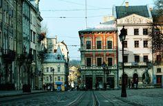 Lviv, Ukraine.