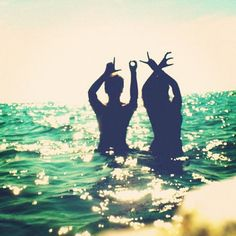 Naomi and Lyndie of Acacia Swimwear... LOVE!