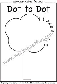 Dot to Dot - Car - Numbers 1-50 - One Worksheet   Dot ...