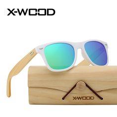 Cheap gafas de sol, Buy Quality de sol directly from China polarized sunglasses men Suppliers: X-WOOD Fashion Square Polarized Sunglasses Men Women Multi-color Brand Designer Sunglasses Oculos Masculino Gafas De Sol