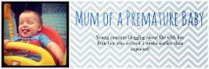 Mum of a Premature Baby