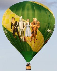 Hot Air Balloon Cufflinks  Balloon Festival  Balloon Pilot  Groomsman Gift  Traveler Gifts  Adventurer