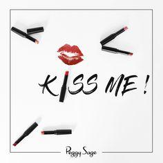 Les rouges à lèvres ultra mat on adore ! longue tenue, vif pour un look rock, glam ou nude selon les envies.