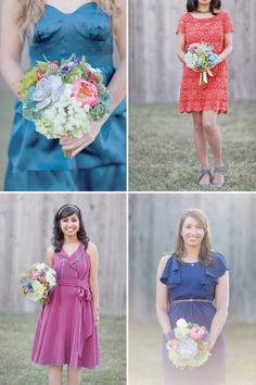 If I hated my friends I would make them wear these bridesmaids dresses. Be glad I like you guys.